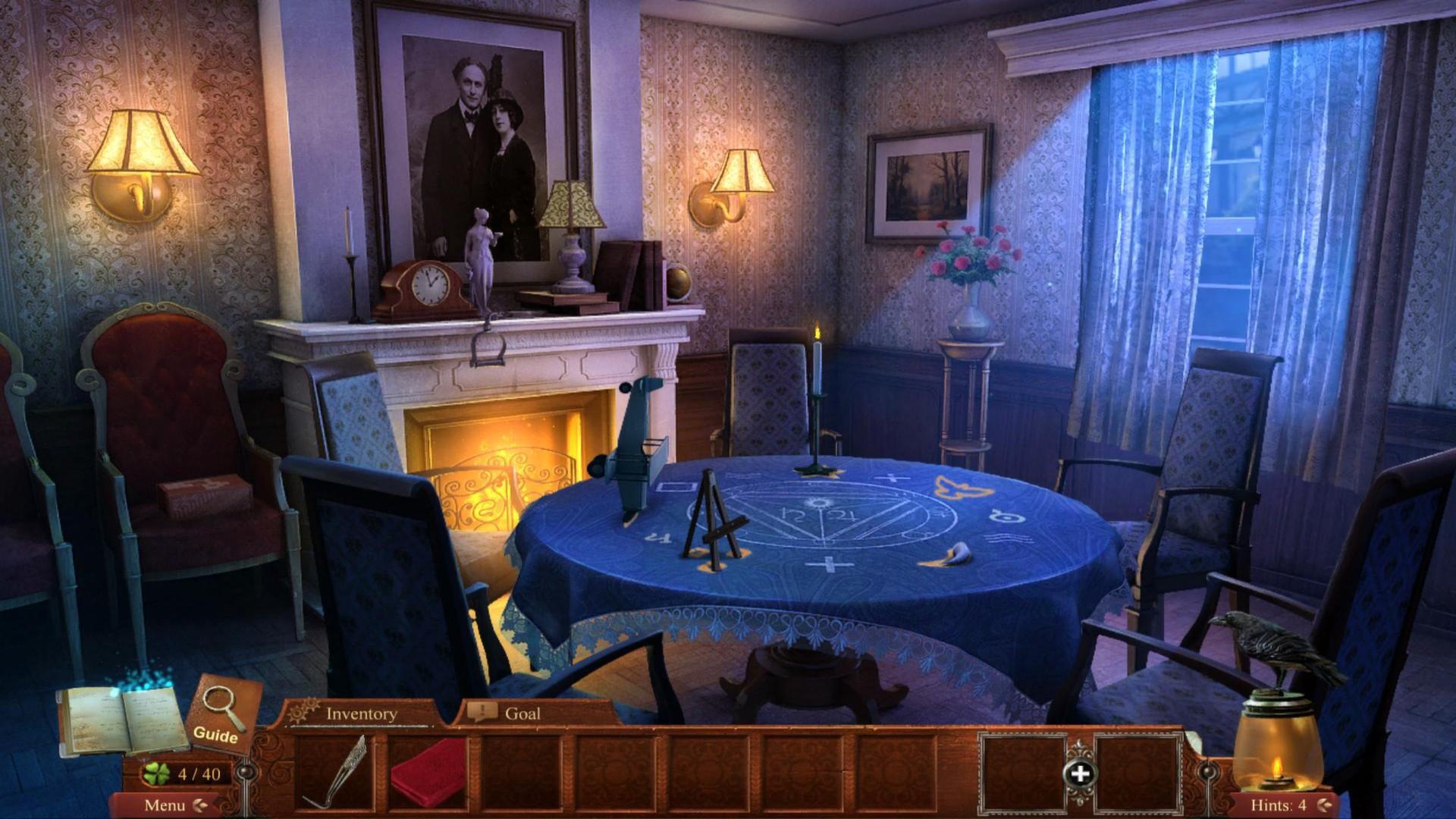 Midnight Mysteries 4: Haunted Houdini (CD Key ROW)