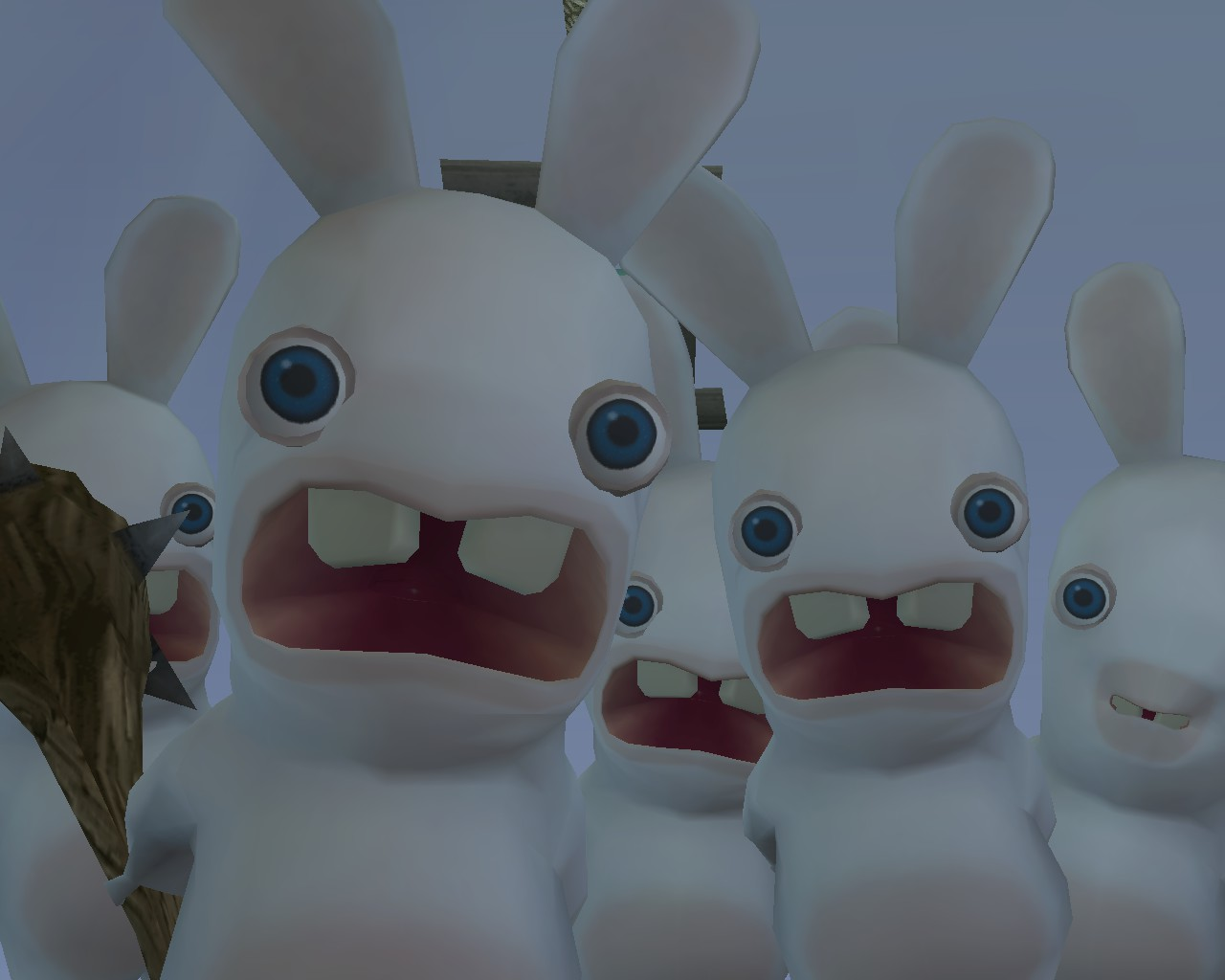 Rayman Raving Rabbids (Steam Gift RU+CIS)