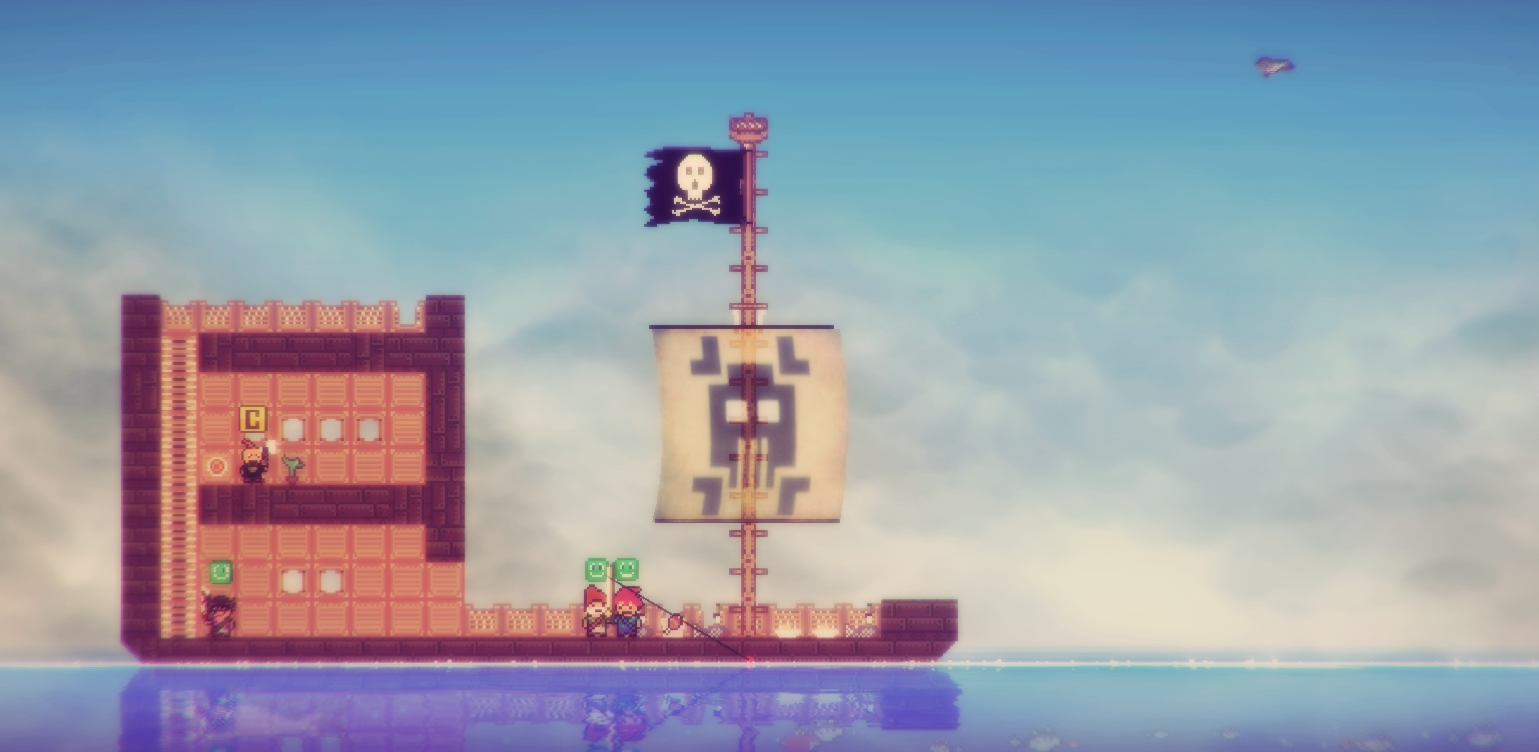 Pixel Piracy (Steam Gift RU+CIS)
