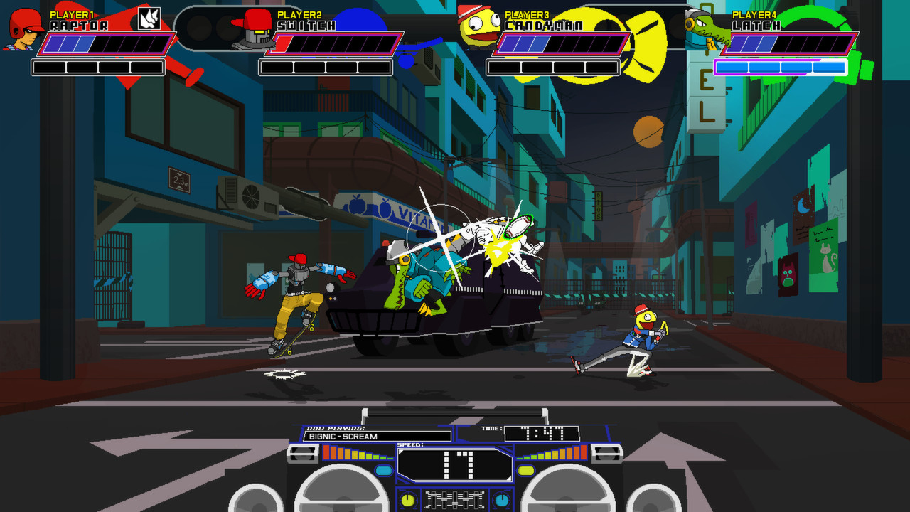 Lethal League (Steam CD Key Region Free)
