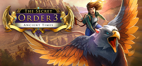 The Secret Order 3: Ancient Times (CD Key Region Free)