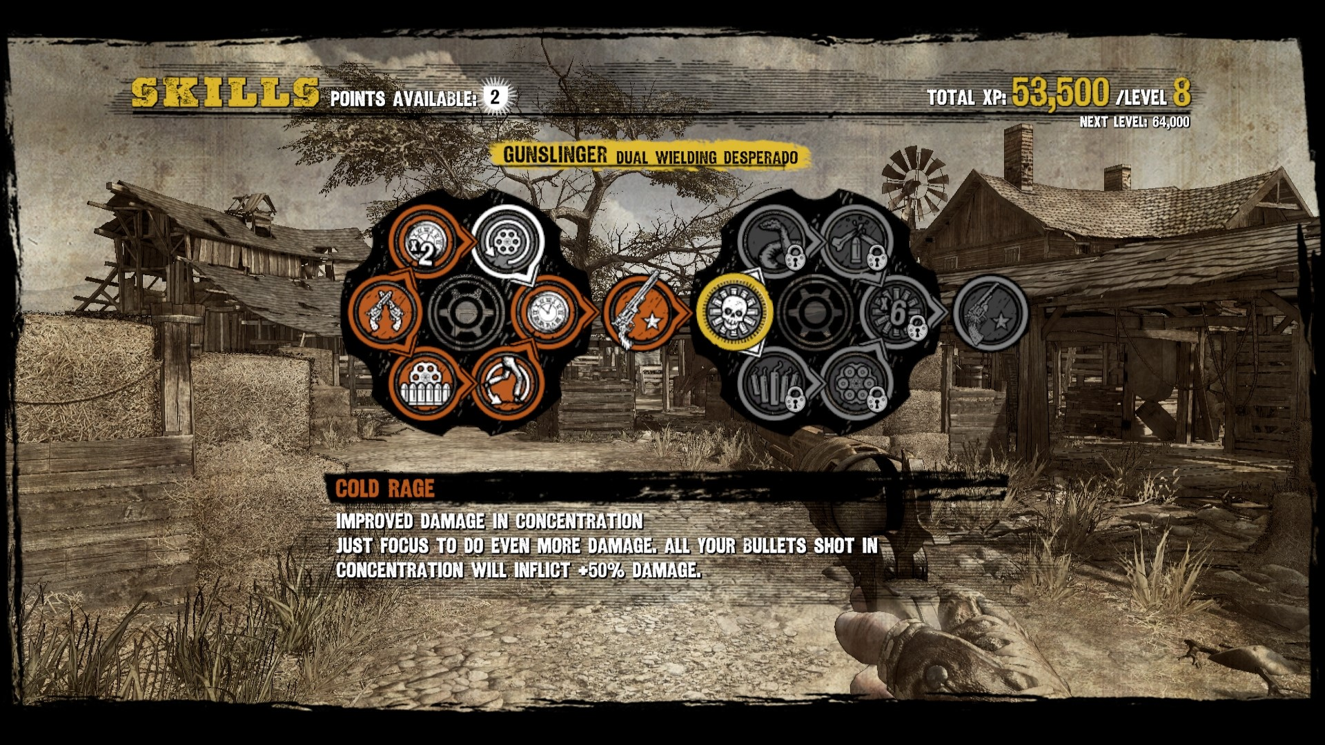 Call of Juarez Gunslinger (Steam CD Key RU+CIS)