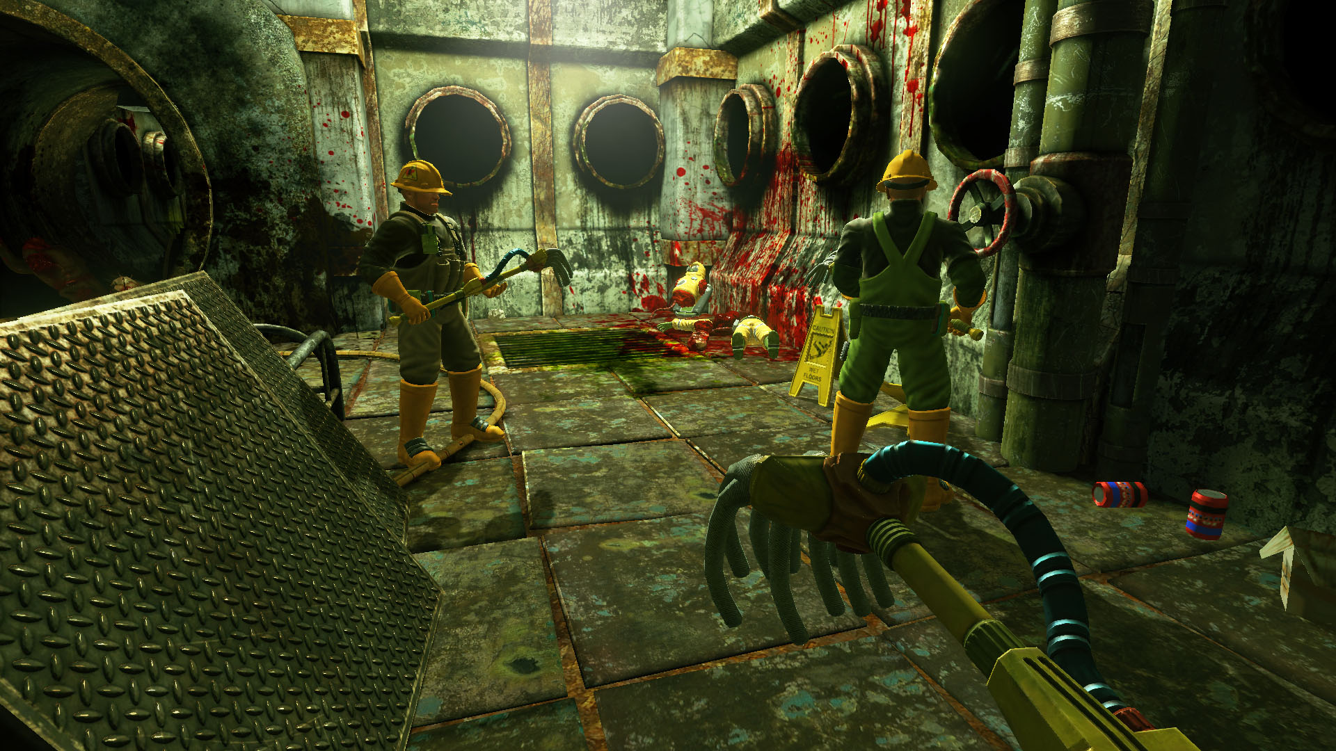 Viscera Cleanup Detail + DLC (Steam CD Key Region Free)