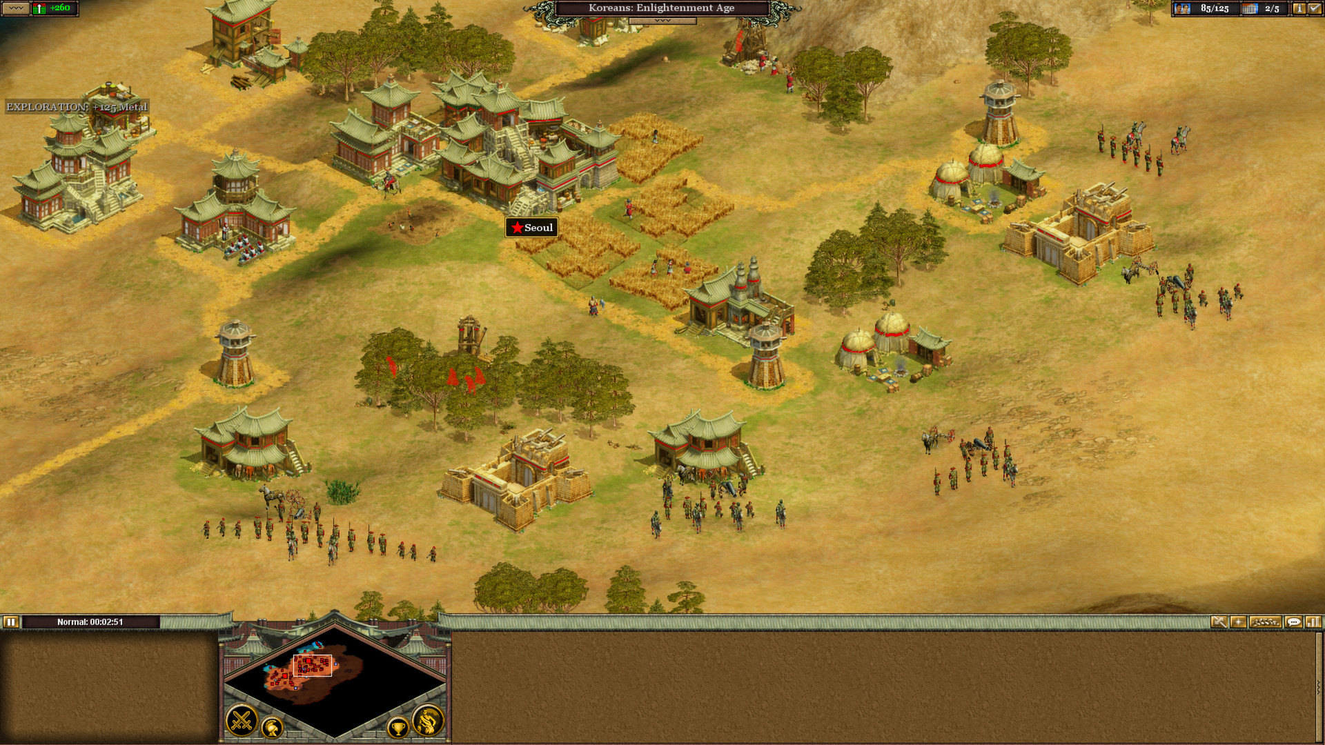 Rise of Nations: Extended Edition (Steam Gift RU+CIS)