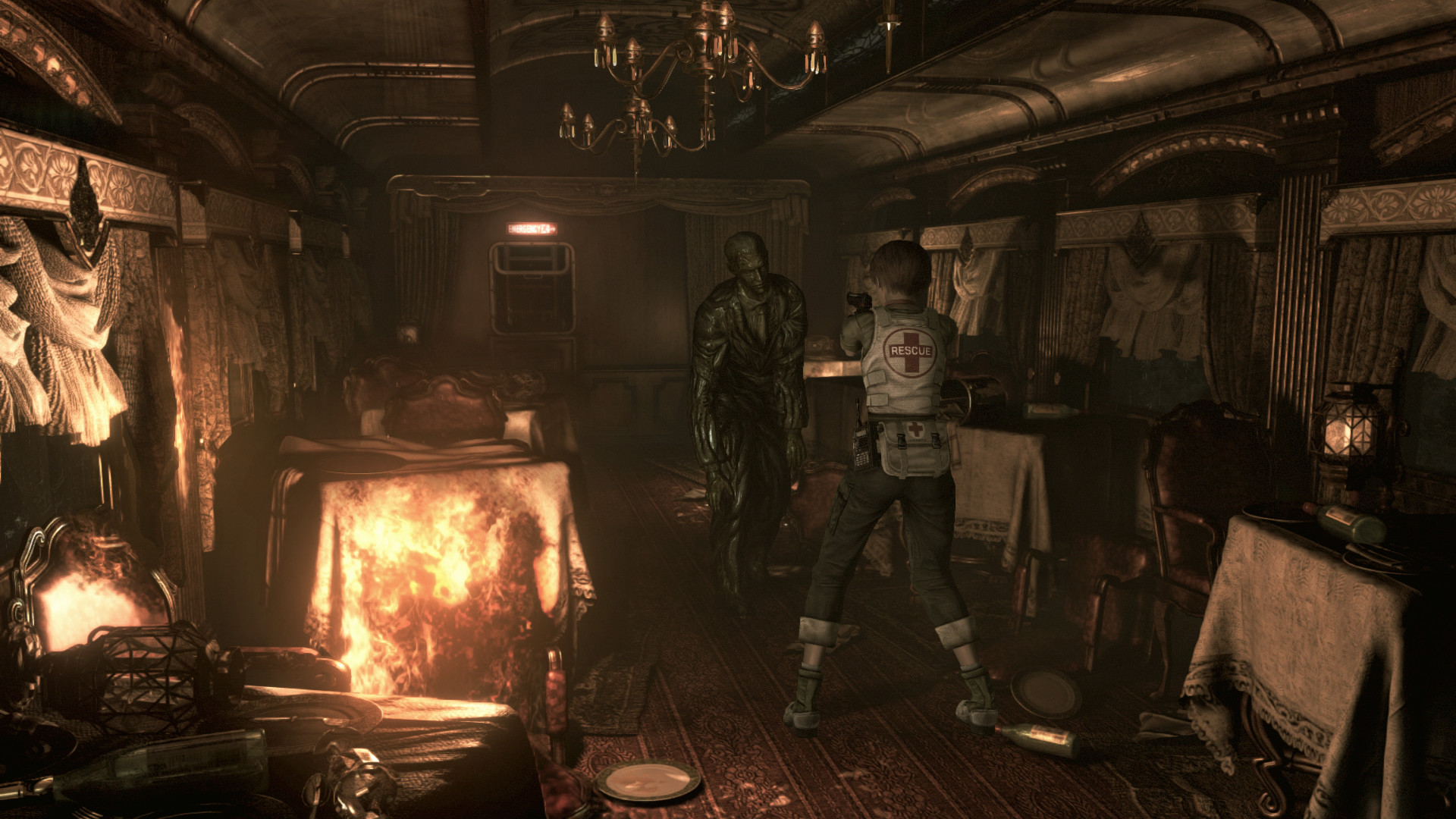 Resident Evil Deluxe Origins Bundle (Steam Gift RU+CIS)
