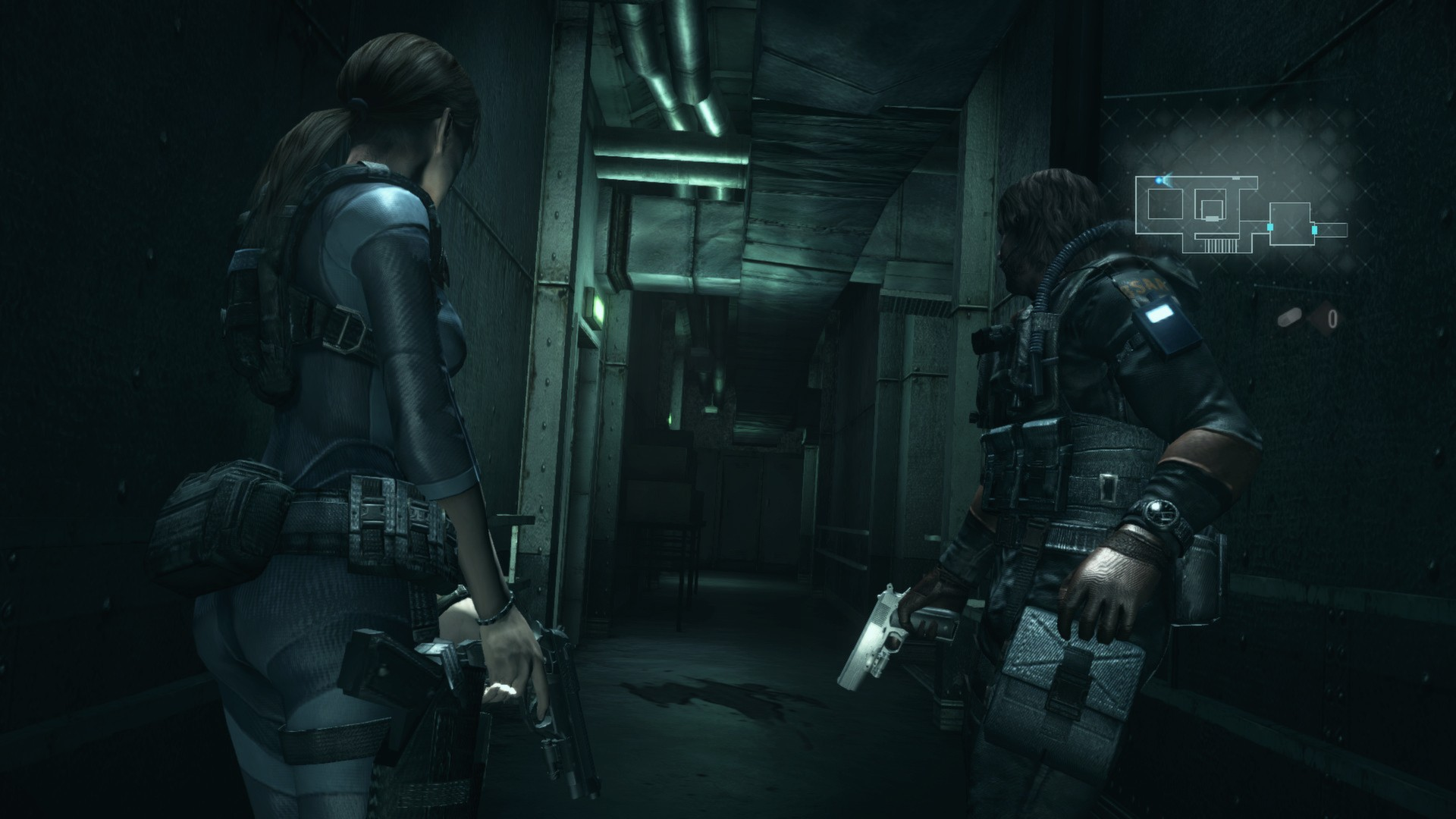 Resident Evil Revelations (Steam CD Key RU+CIS)