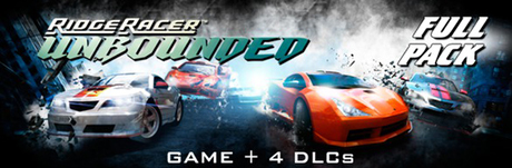 Скриншот  1 - Ridge Racer Unbounded Full Pack (CD Key Region Free)