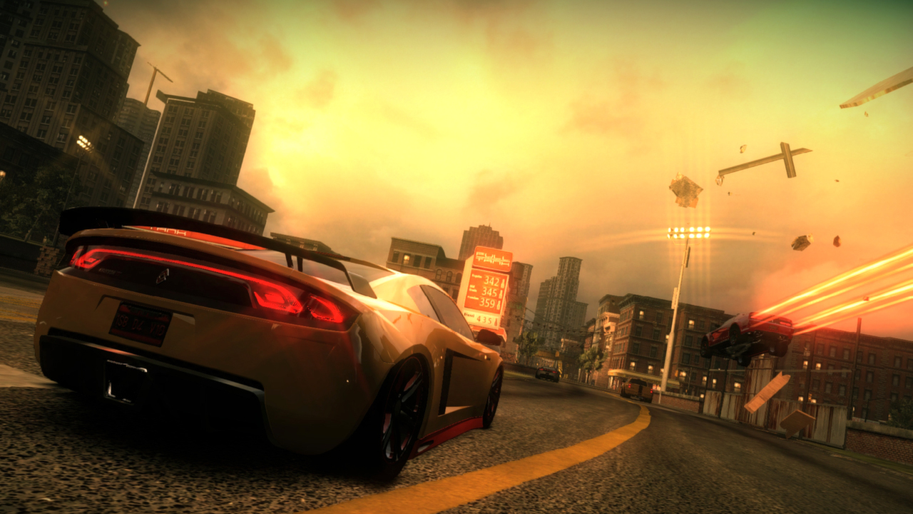Скриншот  3 - Ridge Racer Unbounded Full Pack (CD Key Region Free)