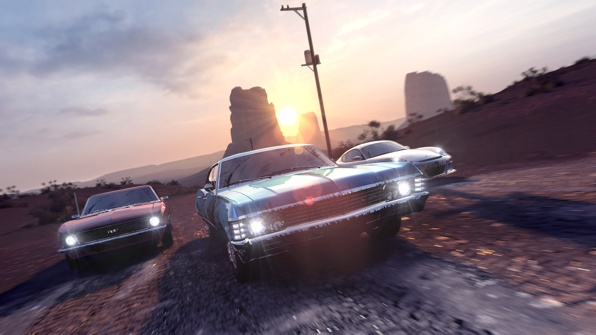 The Crew (Uplay CD Key RU+CIS)