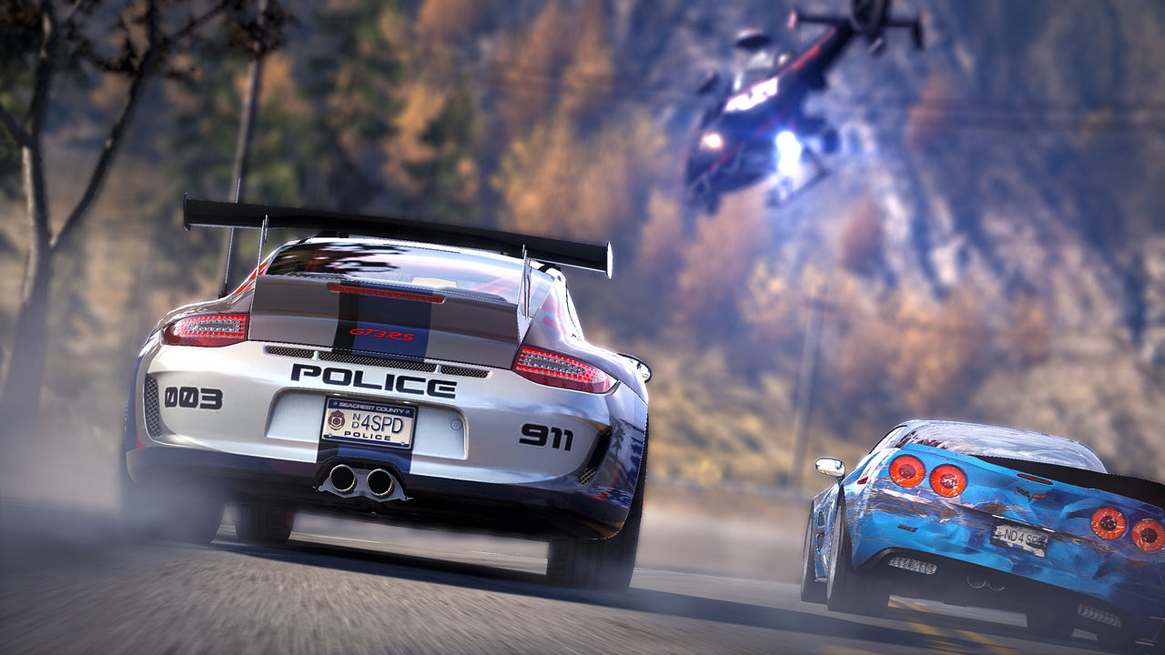 Need For Speed: Hot Pursuit (Steam Gift RU+CIS)