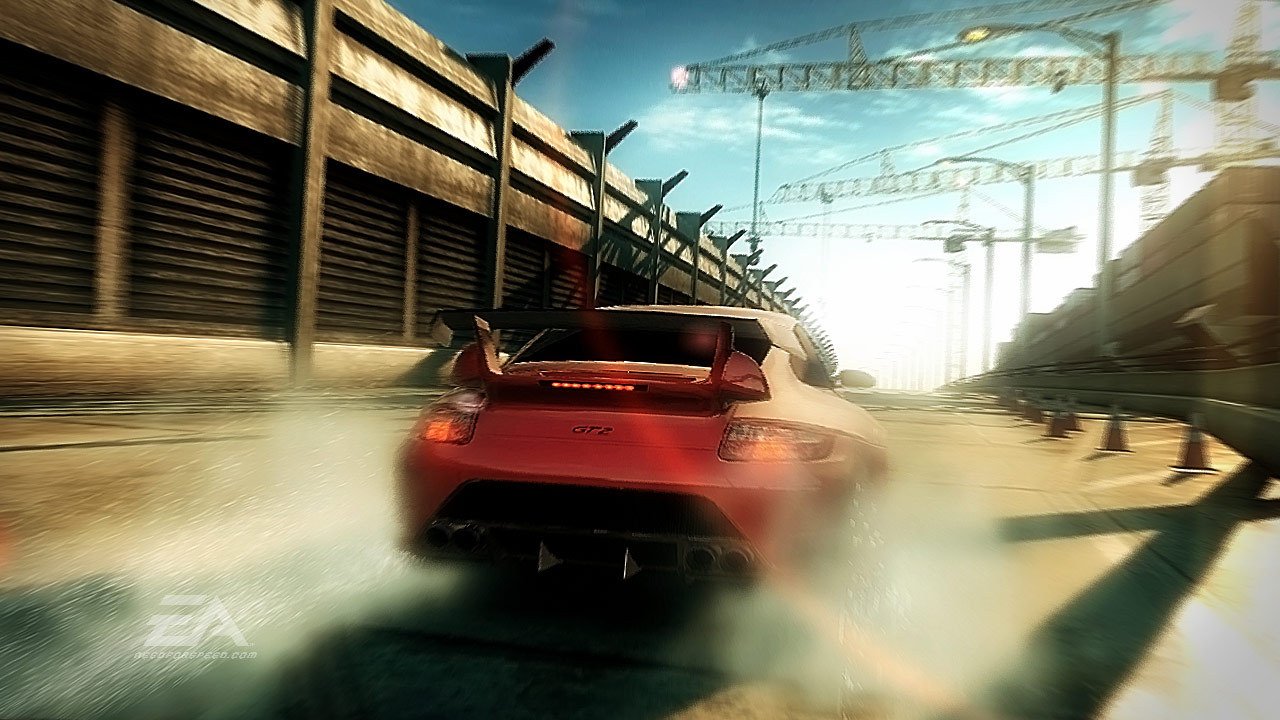 Need for Speed Undercover (Steam Gift RU+CIS)