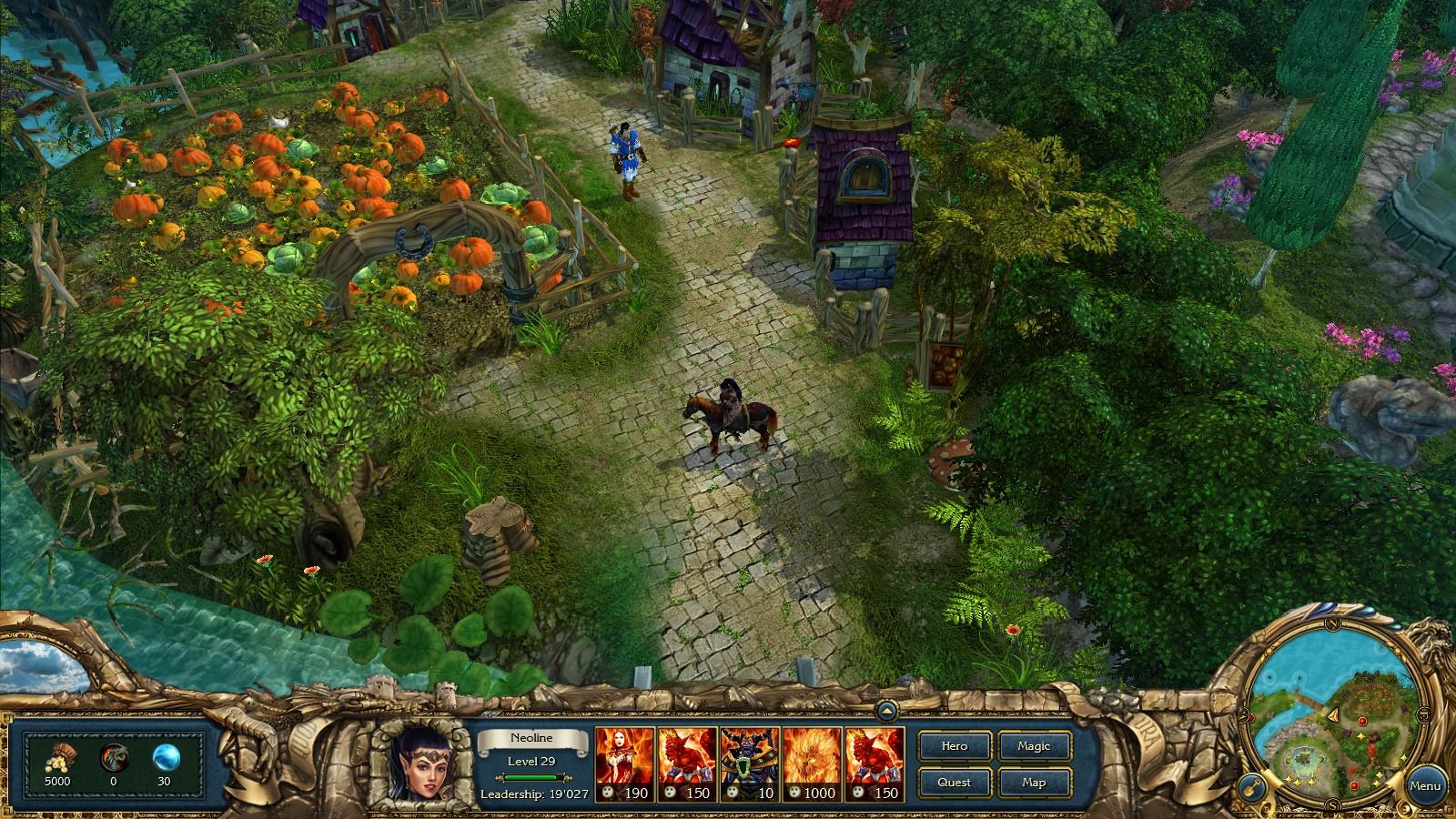 Kings Bounty: Dark Side (Steam CD Key Region Free)