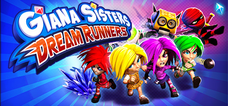 Giana Sisters: Dream Runners (Steam CD Key Region Free)