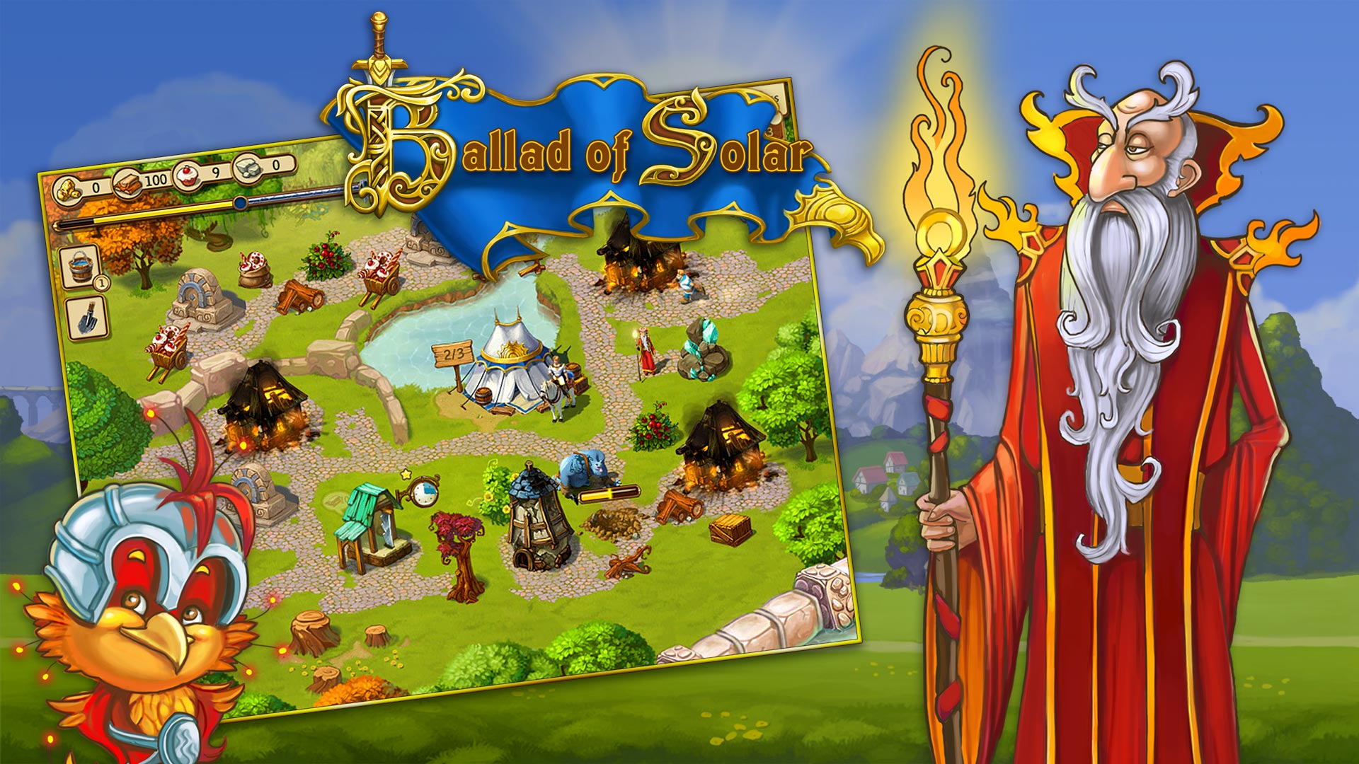 Ballad of Solar (Steam Gift Region Free)