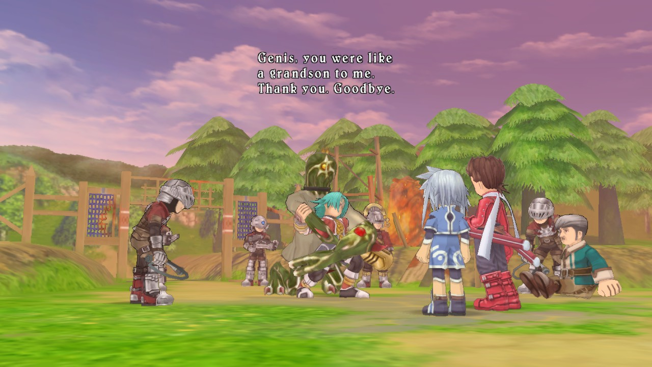 Tales of Symphonia (Steam Gift RU+CIS)