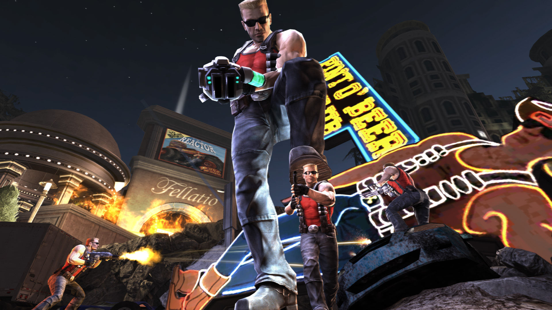 Duke Nukem Forever (Steam Gift RU+CIS)