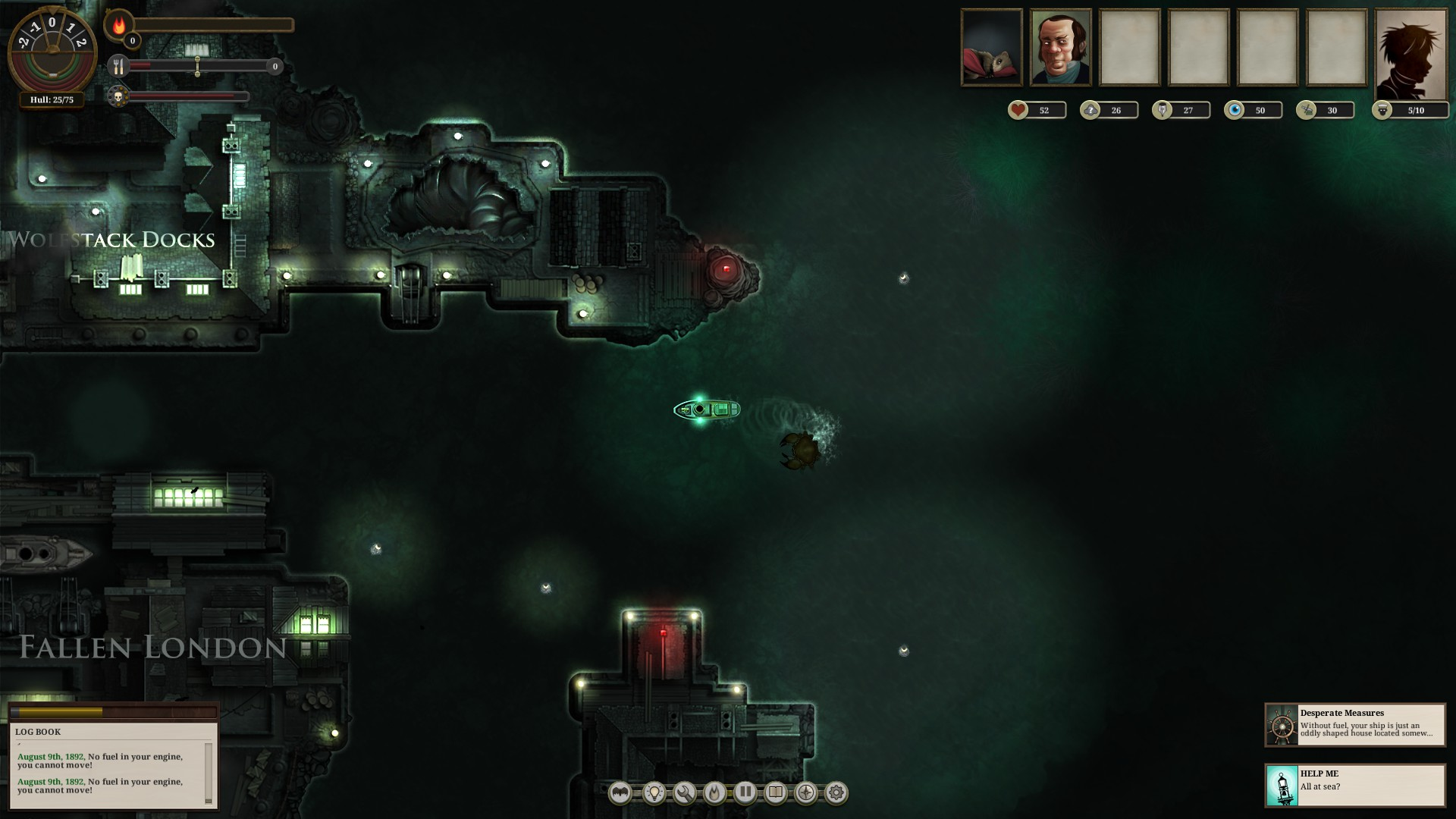 SUNLESS SEA (Steam Gift RU+CIS)