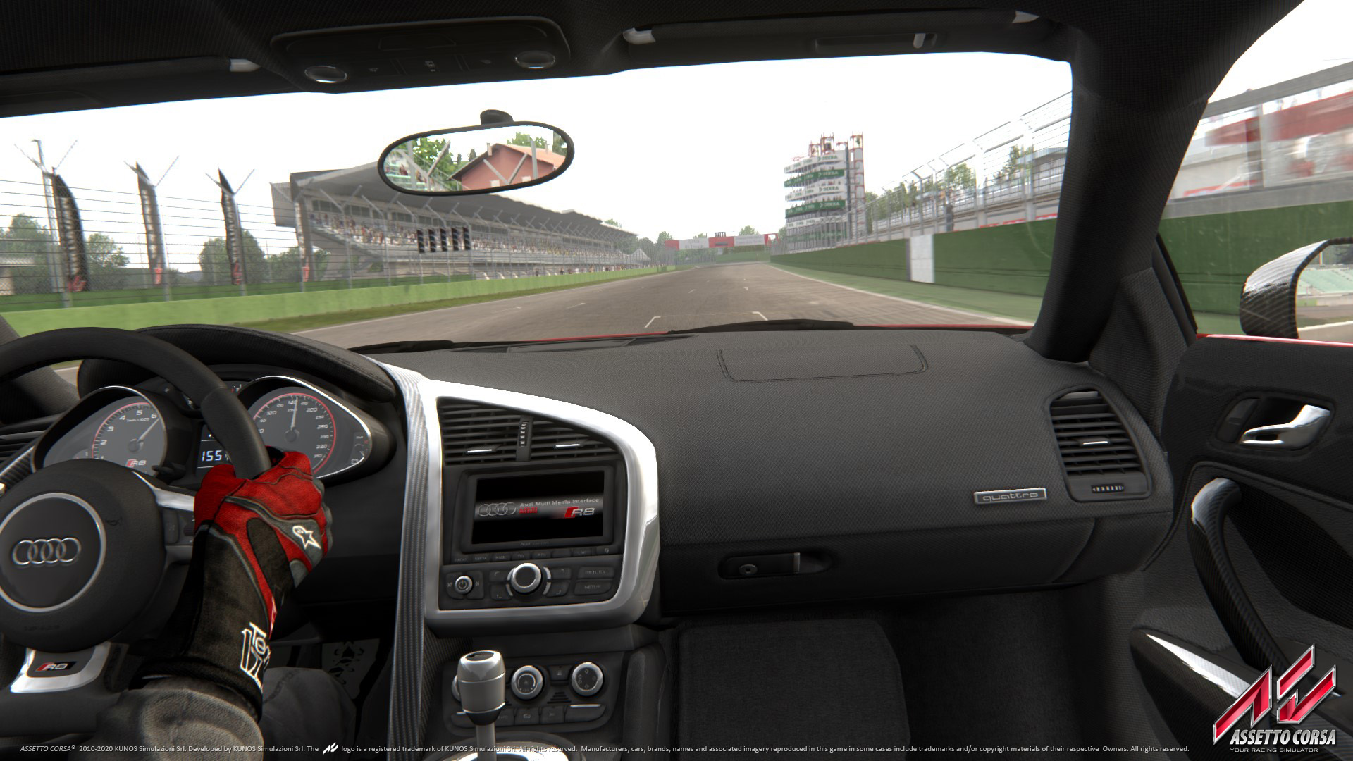 Assetto Corsa (Steam Gift RU+CIS)