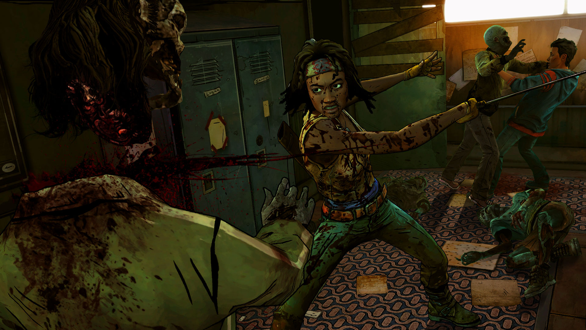 The Walking Dead: Michonne (Steam Gift RU+CIS)