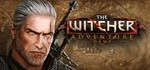 Картинка The Witcher Adventure Game (Steam Gift RU+CIS)