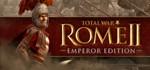 Total War: ROME II - Emperor Edition Steam Gift RU+CIS