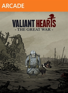 52 - Valiant Hearts General profile xbox 360