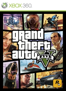 55 - GTA 5 (Account XBOX 360)