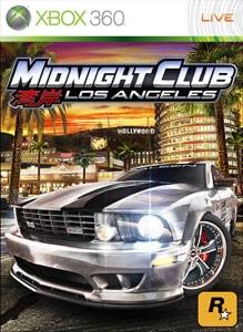 57 - MIDNIGHT CLUB: LA (аккаунт xbox 360)