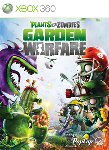71 - Plants Vs. Zombies Garden Warfare common xbox 360