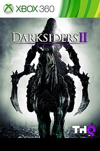 Darksiders II xbox 360. The transfer of the license. 2019