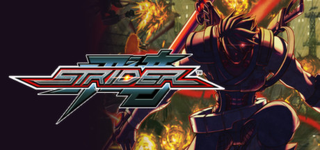 STRIDER (Steam key RU-CIS)