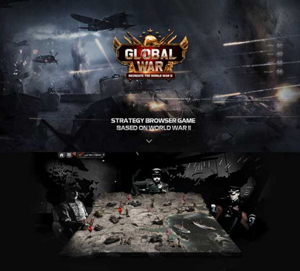 Global War Closed Beta Test Key