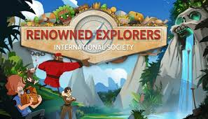 Renowned Explorers International Society Steam Key ROW