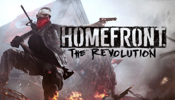 Homefront: The Revolution Steam key (RU-CIS)