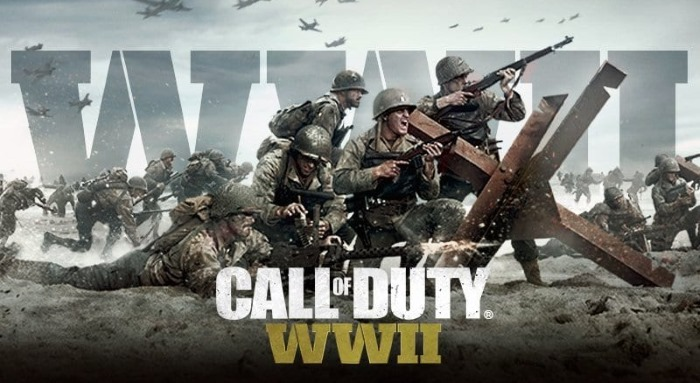 Call of Duty: WWII - STEAM Key - Region RU+CIS+UA