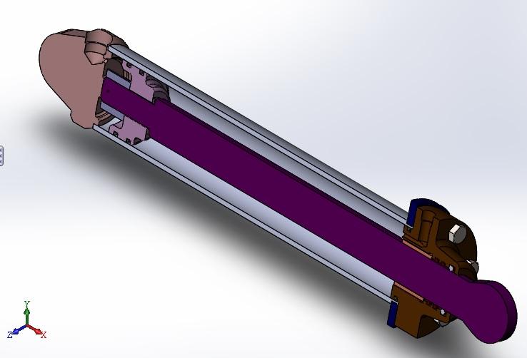 Картинки по запросу КОМПАС-3D гидроцилиндр