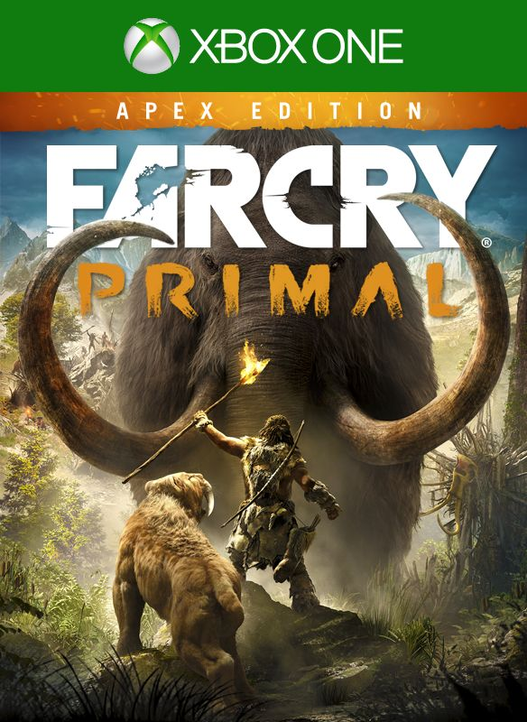 ✅FAR CRY PRIMAL - APEX EDITION XBOX ONE UK+present🔑