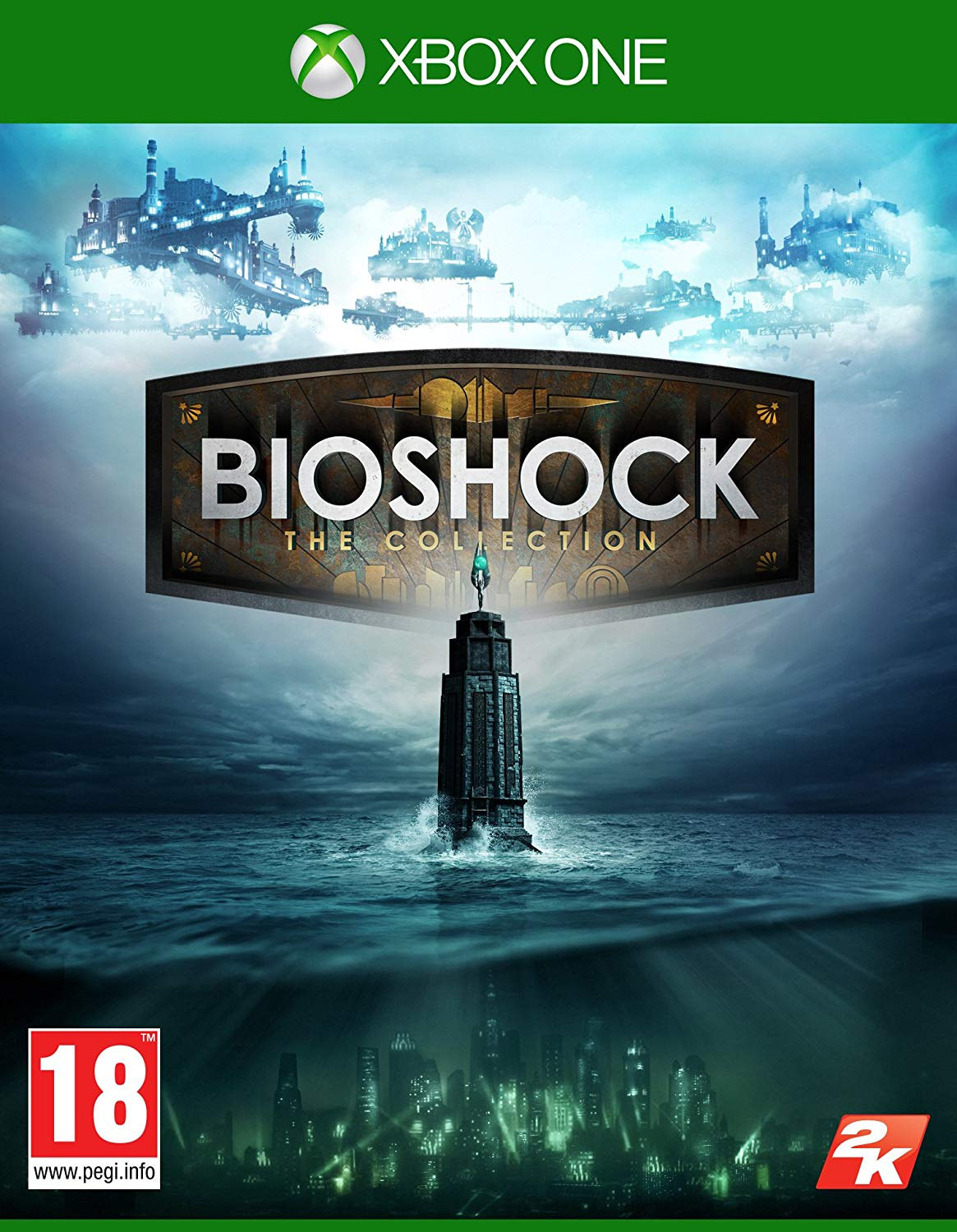 ✅Bioshock - The Collection US XBOX LIVE🔑