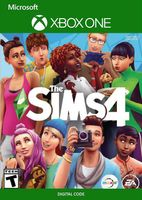 ✅The Sims 4 XBOX One Digital Key🔑+present