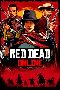 ✅ Red dead Online XBOX  Key+present🔑