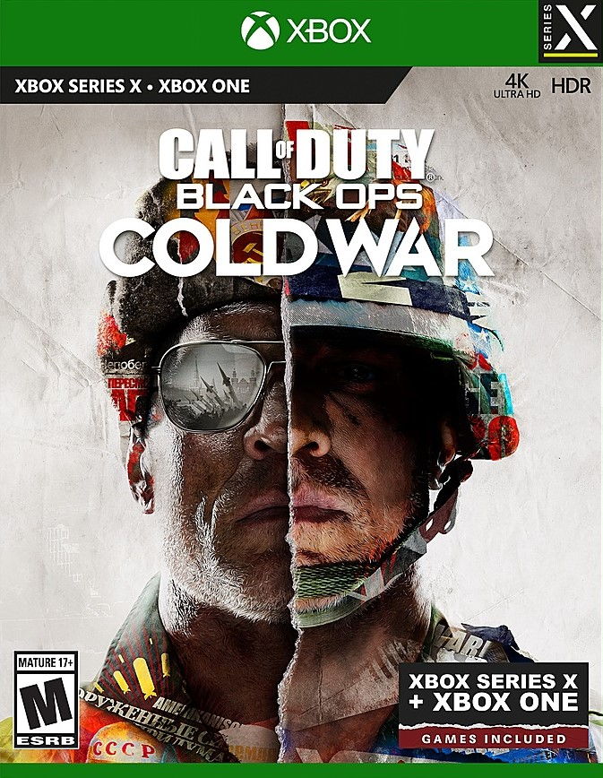 ❎Call of Duty Black Ops Cold War❎  Xbox ONE