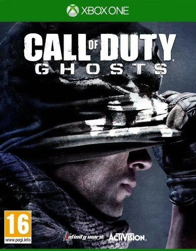 ✅Call of Duty: Ghosts XBOX