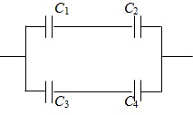 14. The electrical capacitance capacitors C1 = 10 nF, 4