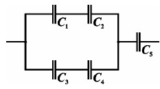32. Determine the electrical capacitance of a capacitor