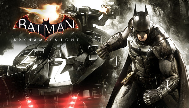 Batman: Arkham Knight + DLC (Steam)
