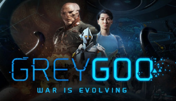 Grey Goo: War is Evolving (Steam)