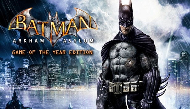 Batman: Arkham Asylum GOTY (Steam / Region Free)