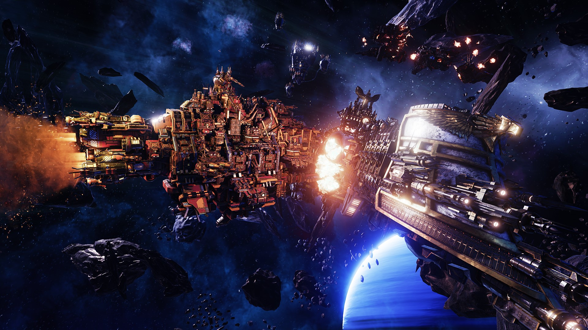 Battlefleet Gothic: Armada ( Steam Ru / Cis )