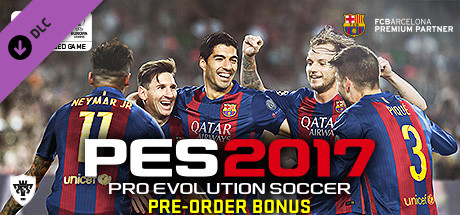 Pro Evolution Soccer 2017 PES ( Steam Gift | Prebonus )