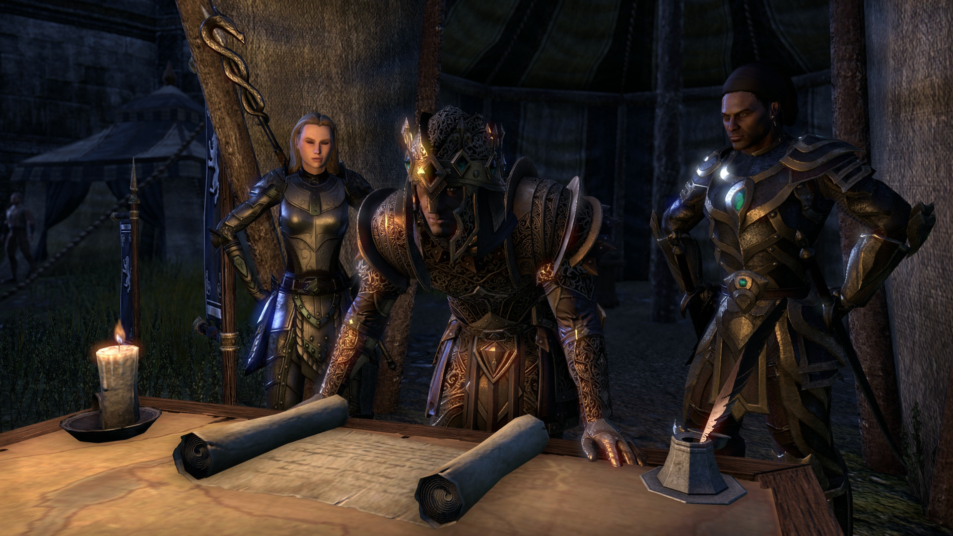 The Elder Scrolls Online Tamriel Unlimited TES Ru / Cis